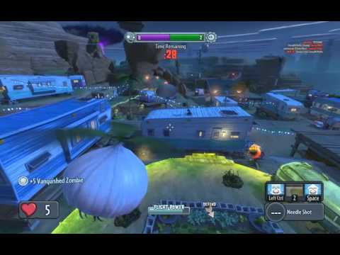 PvzGW - denied a rocket leap with my drone