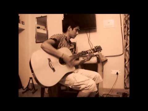 Milne Hai Mujhse Aayi Aashiqui 2 - Guitar Cover