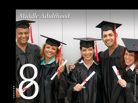middle adulthood Learn about the theories associated with middle adulthood development and careers available in the middle adulthood development psychology field.