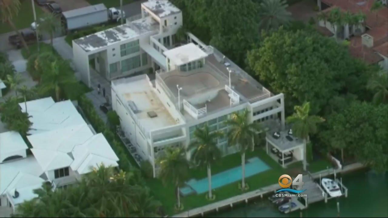 police raid lil wayne s miami beach mansion youtube