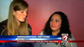 Tri-state immigrant families have new hope
