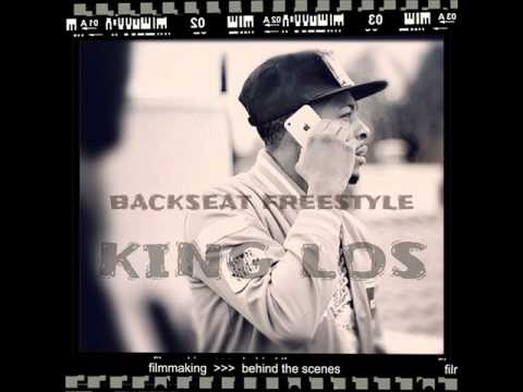 King Los - Back Seat (Freestyle) (Download Link)