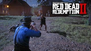 Red Dead Redemption 2 Online Multiplayer - Everything We Know! (Game Modes, Battle Royale & More)