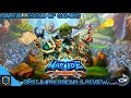 Wartide : Heroes Of Atlantis Review & First Impressions | Gameplay Recap & First 20 Minutes