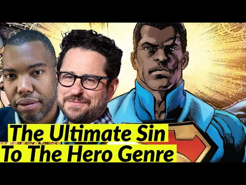 I don't want a black Superman   Henry Cavill Out Superman Reboot Ta-Nehisi & JJ Abrams In