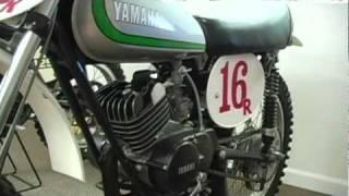 Huge Vintage Dirt Bike Collection