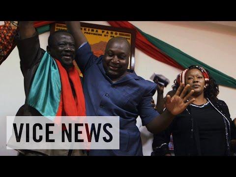 Revolution in Burkina Faso: The Fall of Compaoré