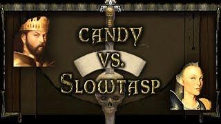 TA:K - candy vs. Slowtasp - 1st Match - Quarterfinals - 1v1 SE Tourney #1