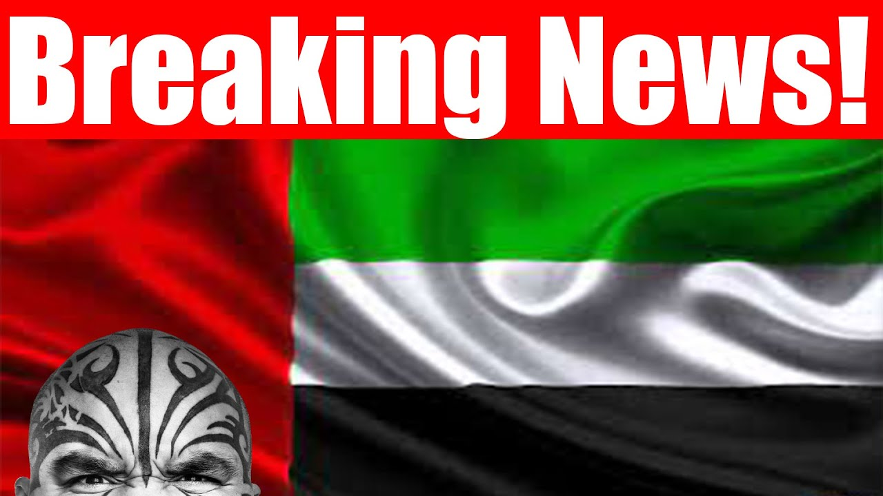 Video #3658 - UAE BREAKING NEWS - This Has NOT Been Mentioned In Media!