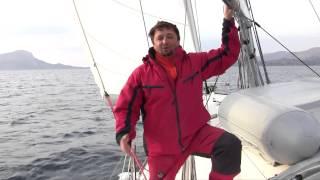 Обучение яхтингу. Видеоурок 1. Устройство яхты