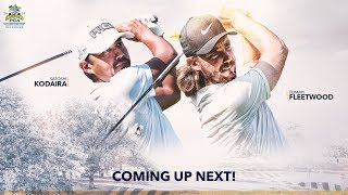 2018 PGA Championship - Live Look-In of Tommy Fleetwood and Satoshi Kodaira   Final Round