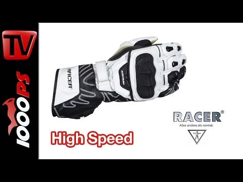 Racer Produktneuheiten 2014 | Racing-Handschuh High Speed