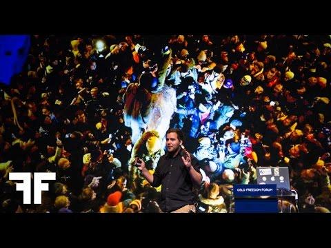 CJ Adams - Shielding Free Speech Online