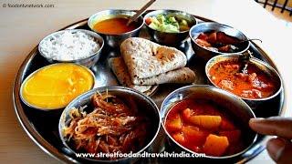 1 Dollor Indian Meal | Indian Food Taste Test Episode-11 with Nikunj Vasoya
