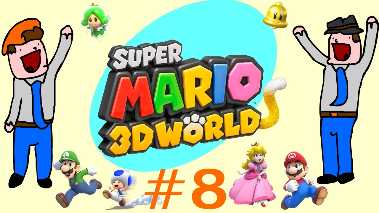 Super Mario 3D World - The Tale Of Nathans Porn - Part 8 -5515