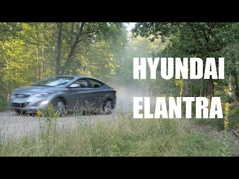 ENG Hyundai Elantra 1.6 GDI Test Drive and Review
