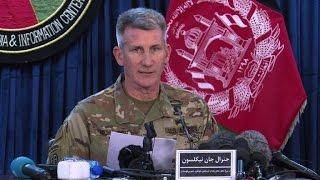 Huge US bomb kills dozens of IS militants in Afghanistan