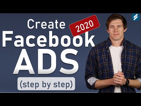 FACEBOOK ADS 2020 [Complete Tutorial for Beginners] - From Start to Finish thumbnail