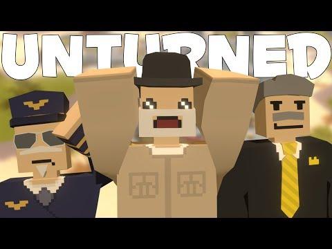 Unturned Skit Compilation #1
