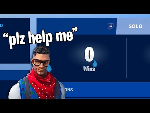 I've Been Playing Fortnite Since Season 1 And Still Have 0 Wins (please Help In Comments)