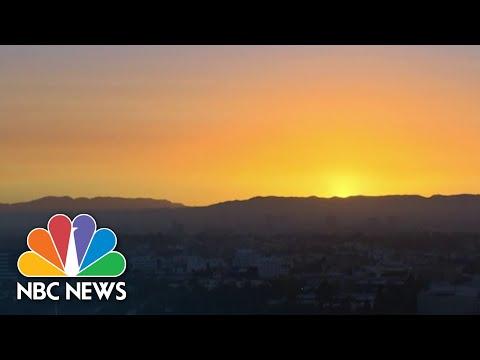 Dangerous Heat Wave in Western U.S.