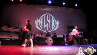 Boby vs Lil G // .BBoy World // BREAKING 1on1 SEMI-FINAL | WPS 2013