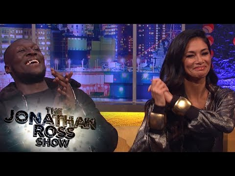Nicole Scherzinger Showed Stormzy How To Drink Properly - The Jonathan Ross Show