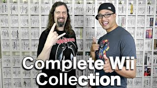 Complete Nintendo Wii Collection - Are You CRAZY?!