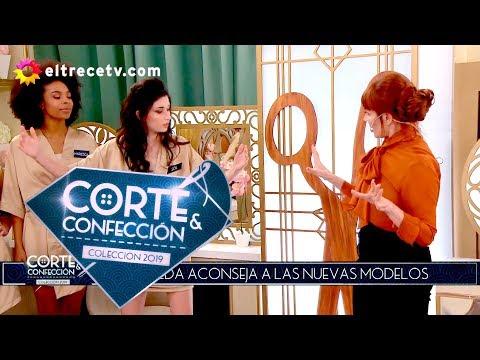 """Corte y confección - Programa 13/06/19 - Desafío: """"Mannequin"""""""
