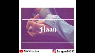 Mere Hatho Me Na Teri Lakire ll New sad song whatsapp status video 2020