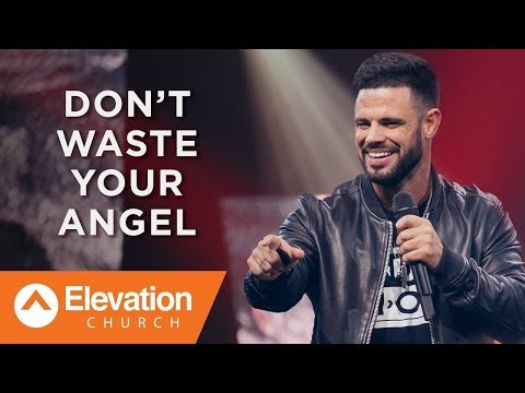 видео: Стивен Фуртик - Не упусти своего Ангела (don't waste your angel)   Проповедь (2018)