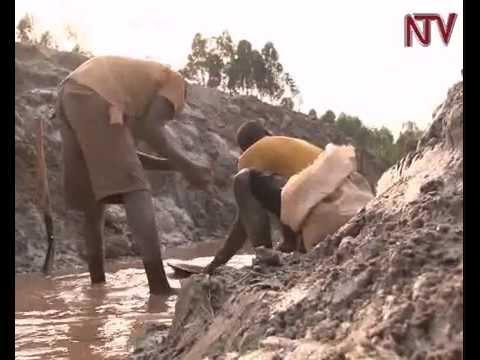 Tin ore mining changing the face of Ntungamo