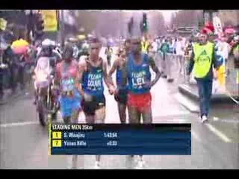 American Ryan Hall Finishes 5th In London Marathon