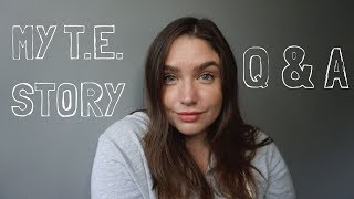 MY TELOGEN EFFLUVIUM RECOVERY STORY Q & A | ANSWERING ALL YOUR QUESTIONS!