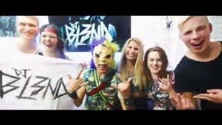 DECEMBER 2015 TOUR - DJ BL3ND