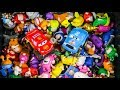 Learning Color disney cars and Oddbods full Box Play toys funny video for kids
