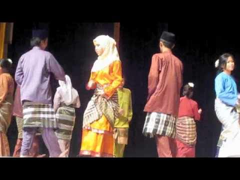 Zapin Dance - International Day CSM 2010
