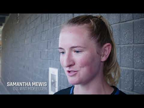 Samantha Mewis Scores First Career Brace | Milestones, Presented by Liberty Mutual Insurance