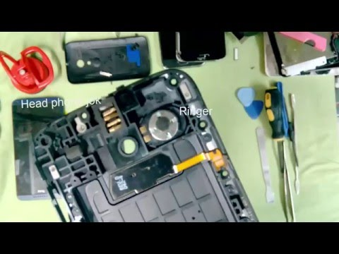 Moto G 1st gen battery replacement And Disassembly all internal parts of moto g-escbaig