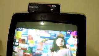 Dd Free dish Antena part 2 बिना रिचार्ज के टीवी देखे डिश टिवी HD STB  पर, नया तरीका,