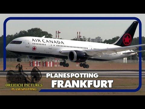 Planespotting Frankfurt Airport | Juni 2017 | Teil 1