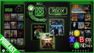 XBOX GAMES PASS JUST CHANGED THE GAMING WORLD! - My Xbox And Me Episode 116