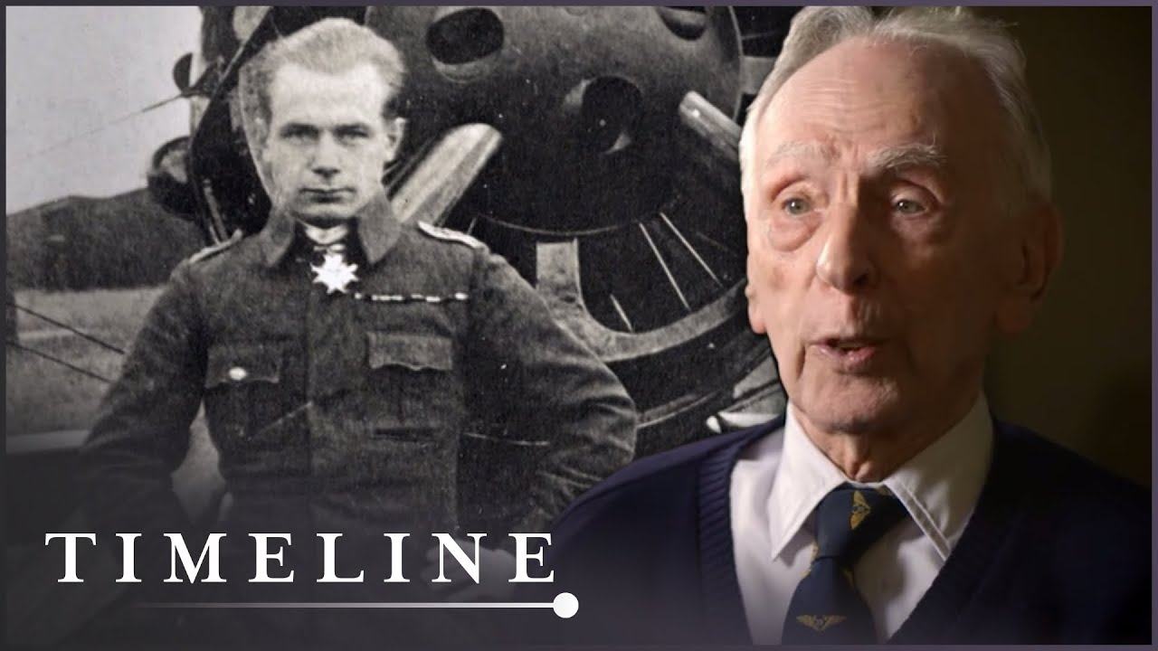 Memories of a WWII Hero: Captain Brown's Story (World War 2 Documentary) | Timeline