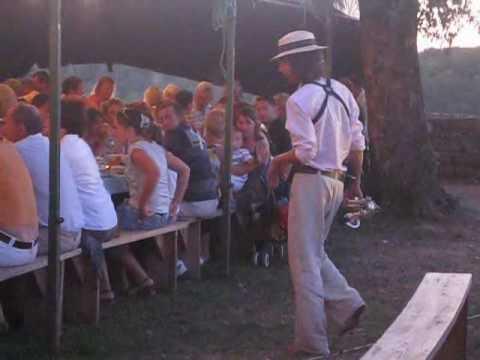 Rudolph chante Couleur Café à CARLUX