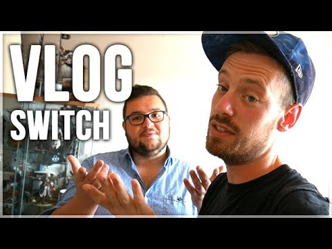 [VLOG📷] Nintendo SWITCH, Collection MARVEL, Assassin's Creed & Négociation