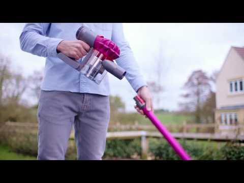 Dyson V7 Motorhead cord free vacuum cleaner