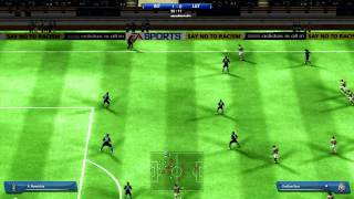 EA SPORTS™ FIFA Online 2 - Playing against the Legendary Team [LGT][Full Match]