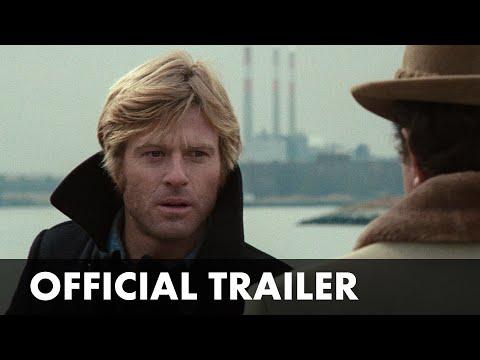 THREE DAYS OF THE CONDOR (1975) | 4K Restoration | Official Trailer | Dir. by Sydney Pollack