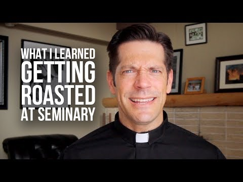 What I Learned Getting Roasted at Seminary