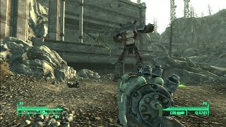 Fallout 3 - Parte 98 | BROKEN STEEL | CENIZAS A LAS CENIZAS - Hatox